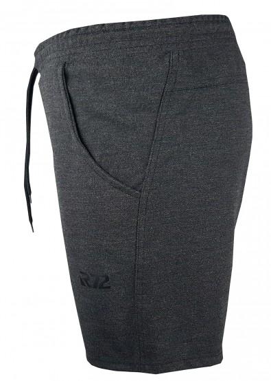 Мъжки къси панталони Raymond 091dark grey