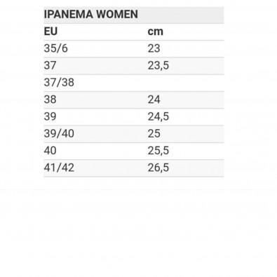 Дамски чехли Ipanema 82280White