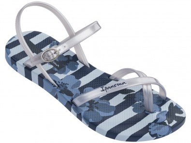 Дамски сандали Ipanema 82291Blue/silver