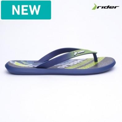 Мъжки чехли Rider 82562 blue/green