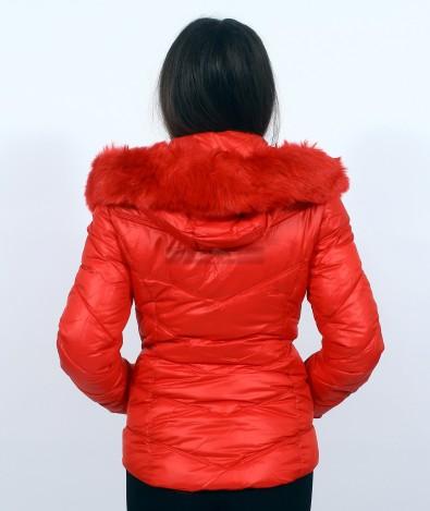Дамско яке Гло B1038-30 Red