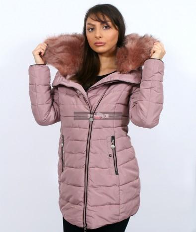 Дамско яке Гло B1059-30 Pink