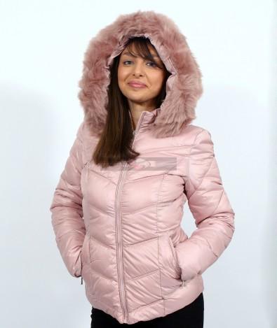 Дамско яке Гло B1038-30 Pink